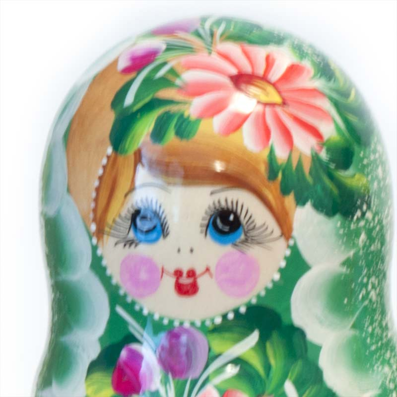 Nesting Doll Daisies