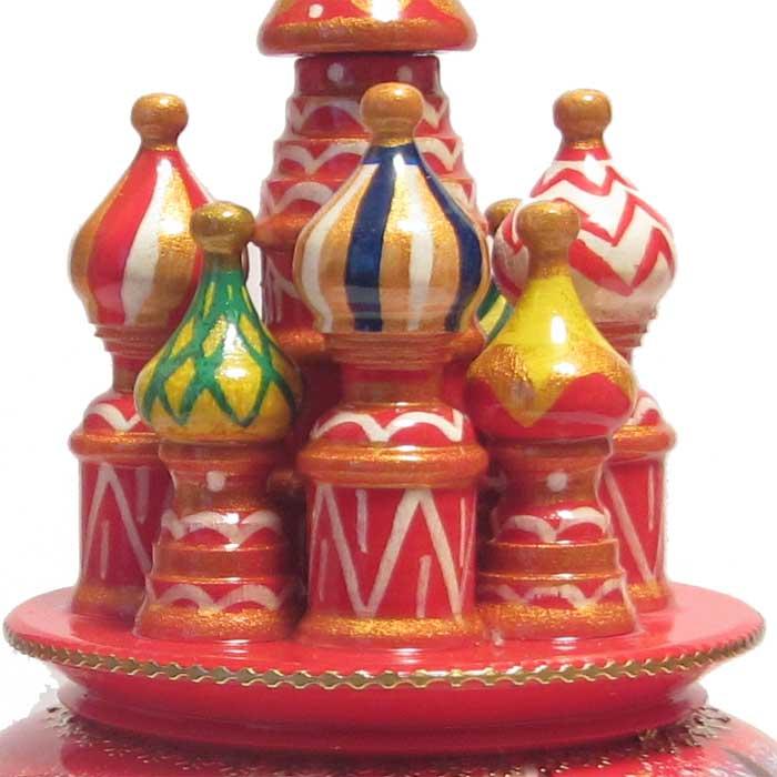 Russian Musical Box The Firebird
