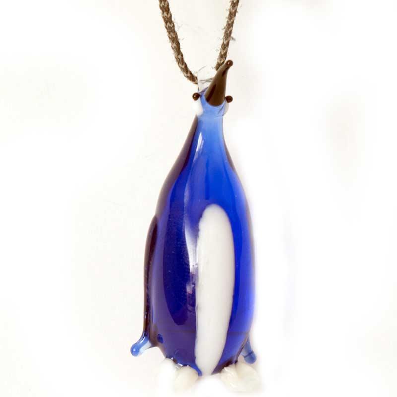 Penguin Glass