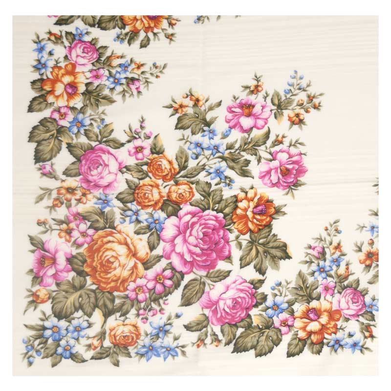 Shawl Summer Blossom