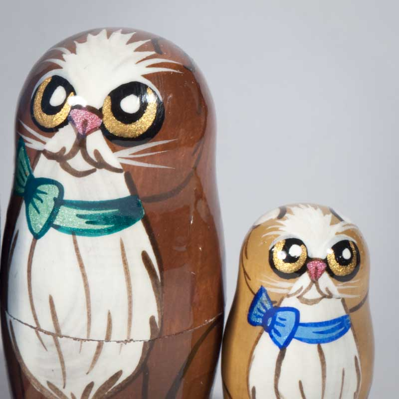 Matryoshka Cats, fig. 4
