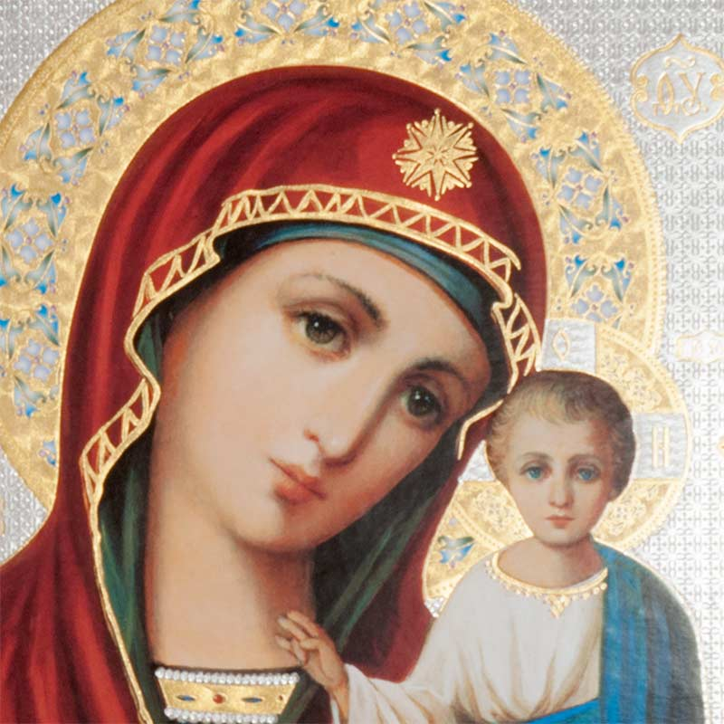 Our Lady Kazanskaya Icon