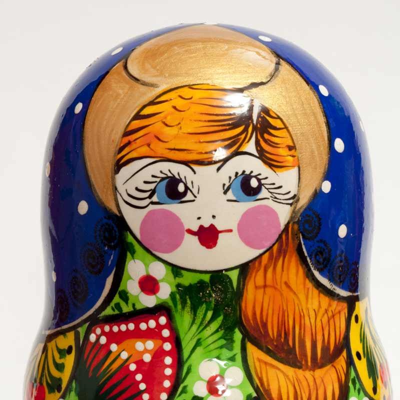Matryoshka of Polina's Godmother