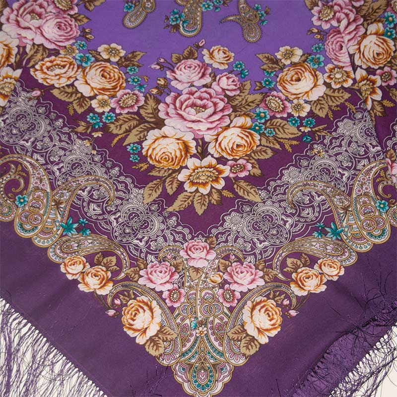 Shawl Evening Tale