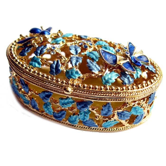 Jewellery Box Erfly Fig