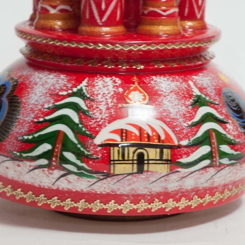 Russian Musical Box Winter