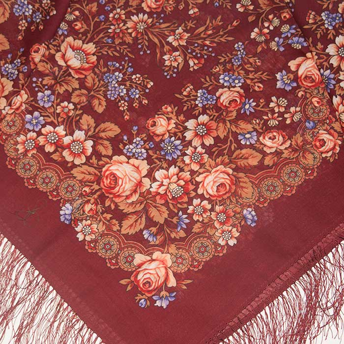 Maria Wool Shawl