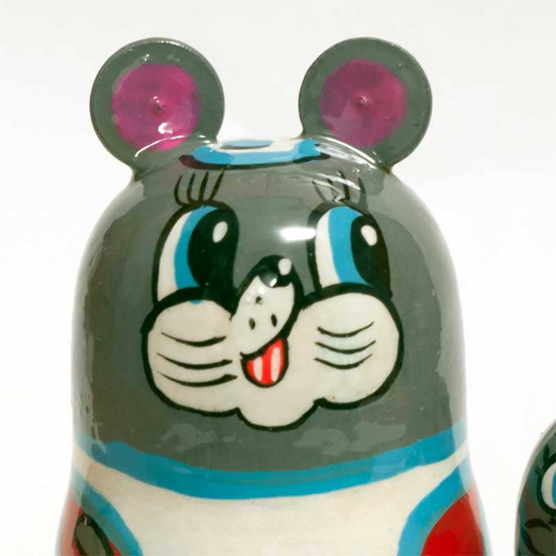 Nesting Doll Mouse