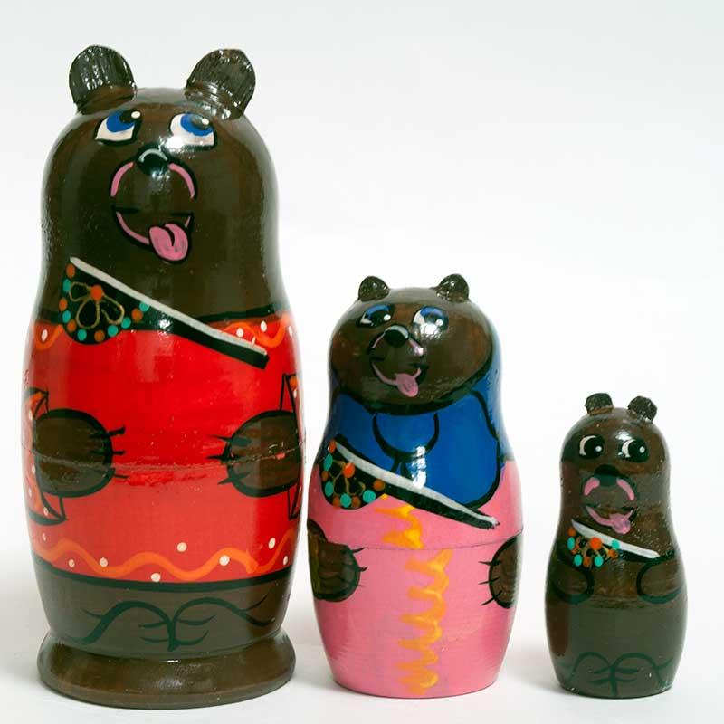 Matryoshka Bears