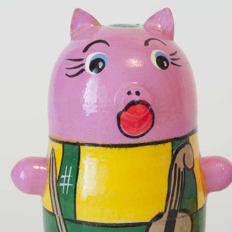 Matryoshka Pigs