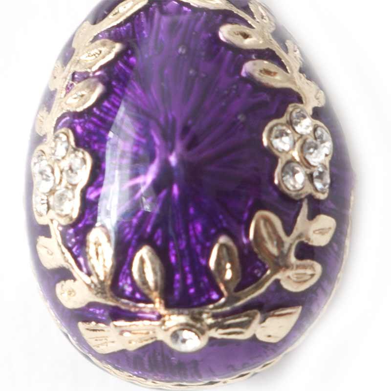Violet Pendant Garland