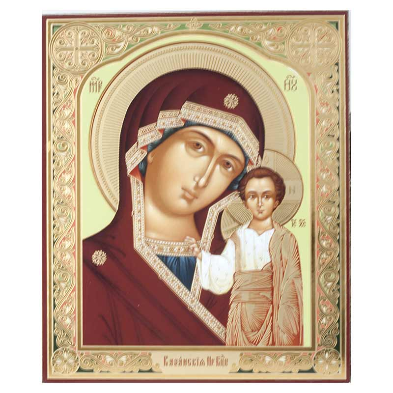 Theotocos Kazanskaya