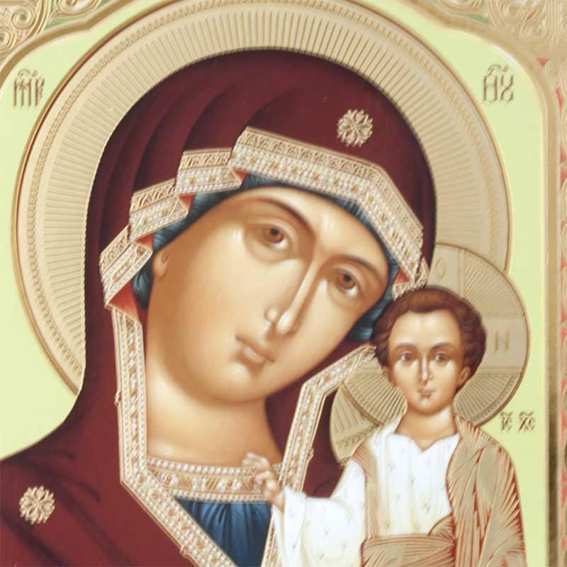 Our Lady Kazanskaya Icon