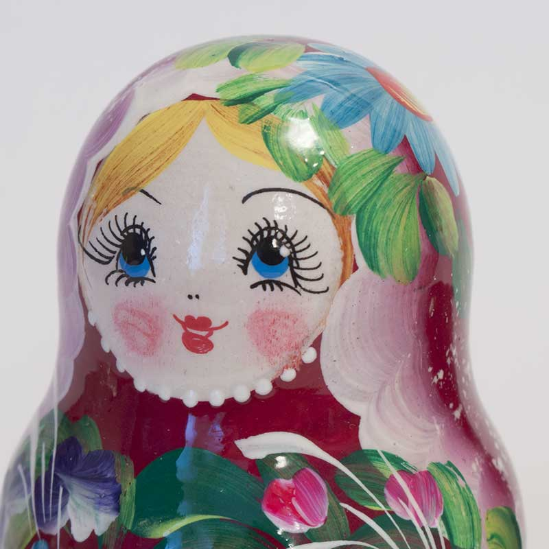 Matryoshka Doll Chamomiles