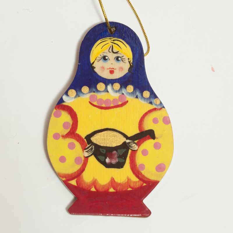 Figurine Matryoshka