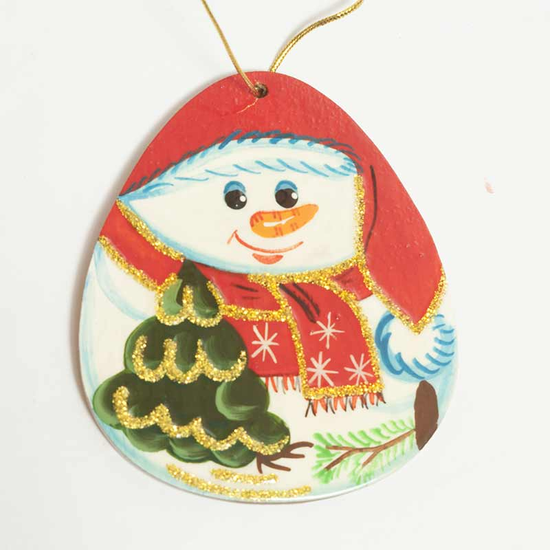 Figurine Snowman
