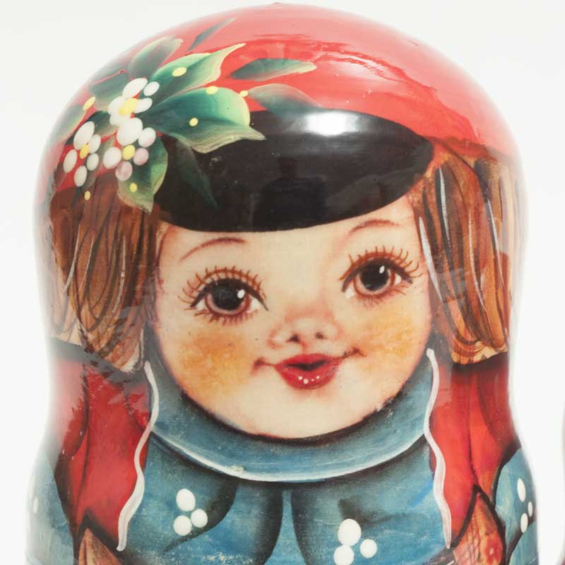 Matryoshka Russian Family