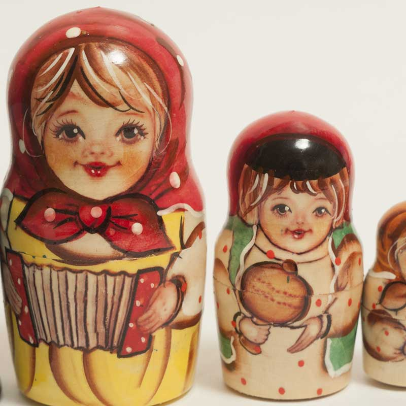 Russian Family Matryoshka