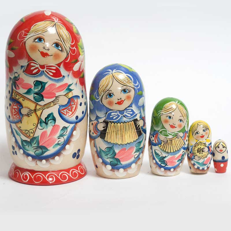 Matryoshka Musical Band