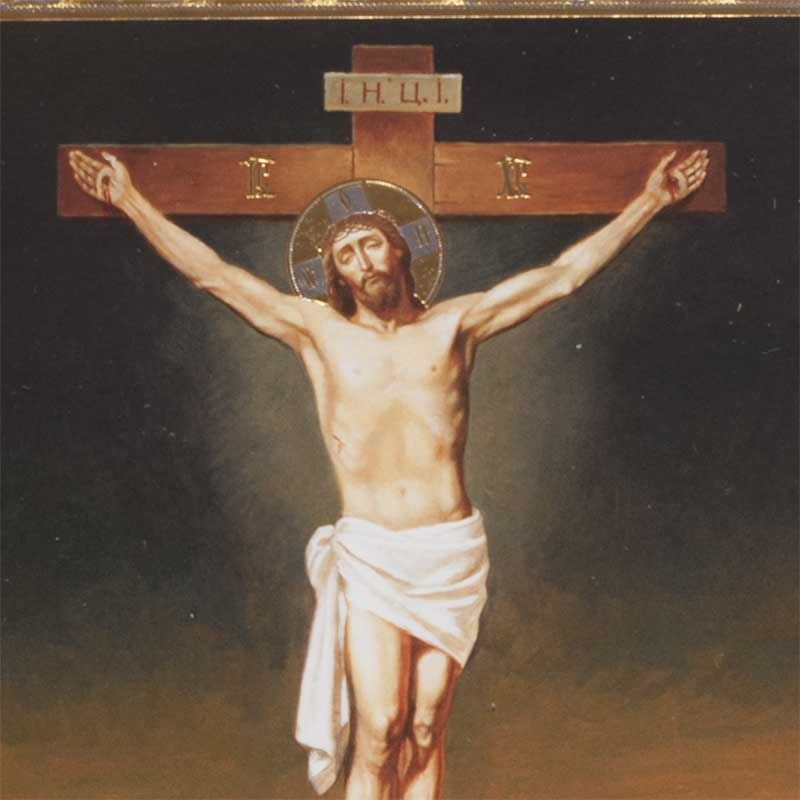The Crucifixion Icon