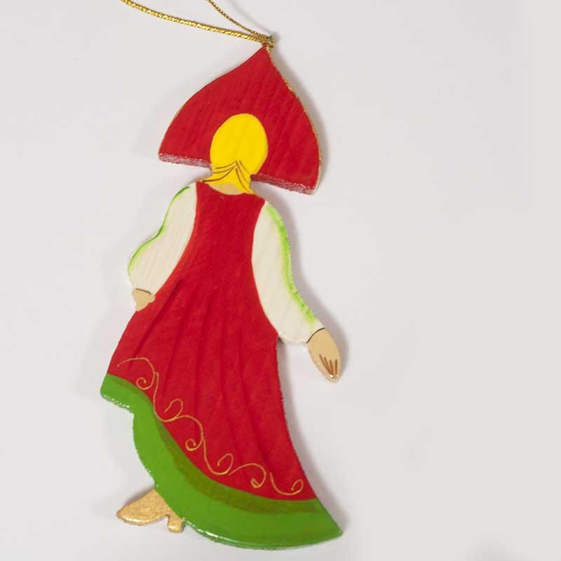 Ornament Dancing Girl