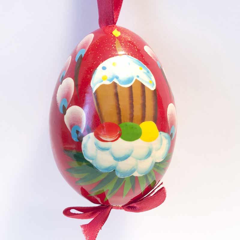 Egg Easter Cake