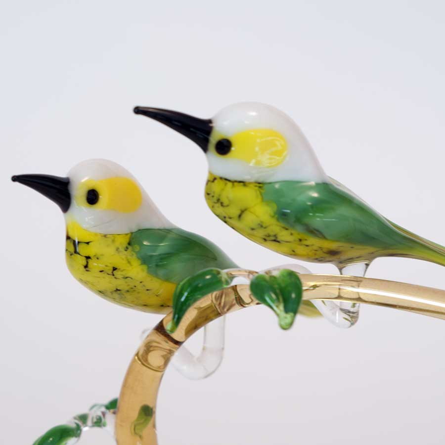 Two Birds on the Twig
