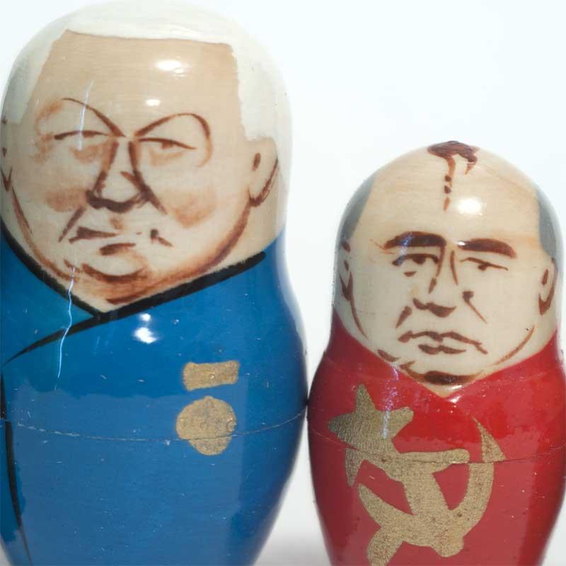 Putin Russian President Nesting Doll