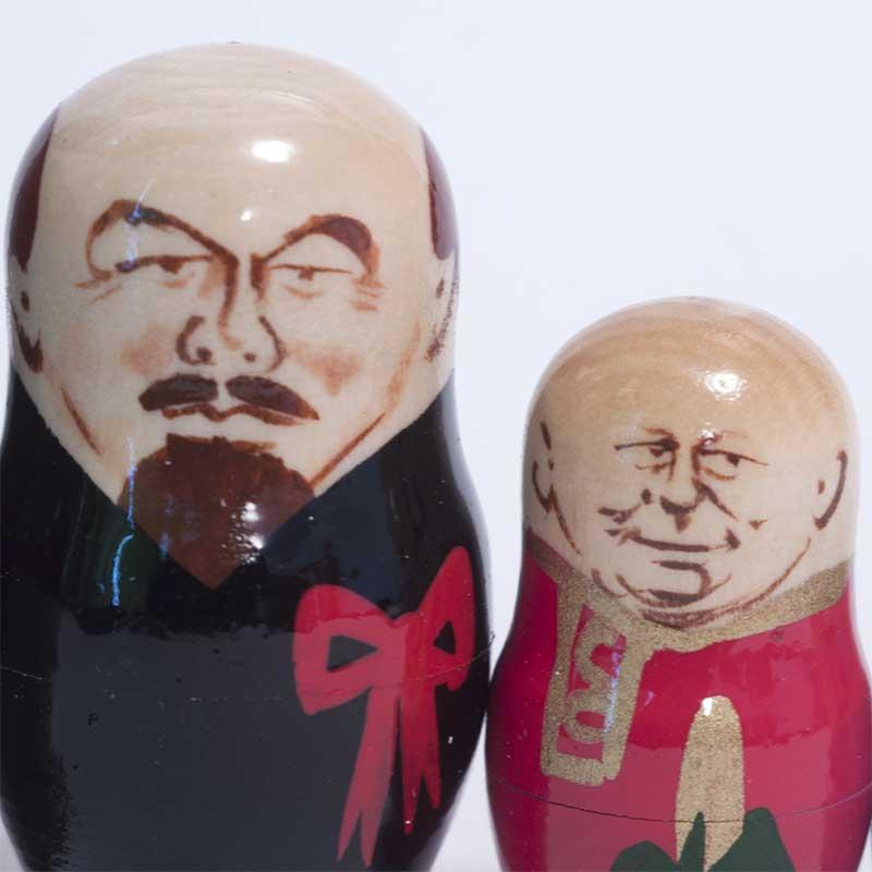 Stalin Political Matryoshka