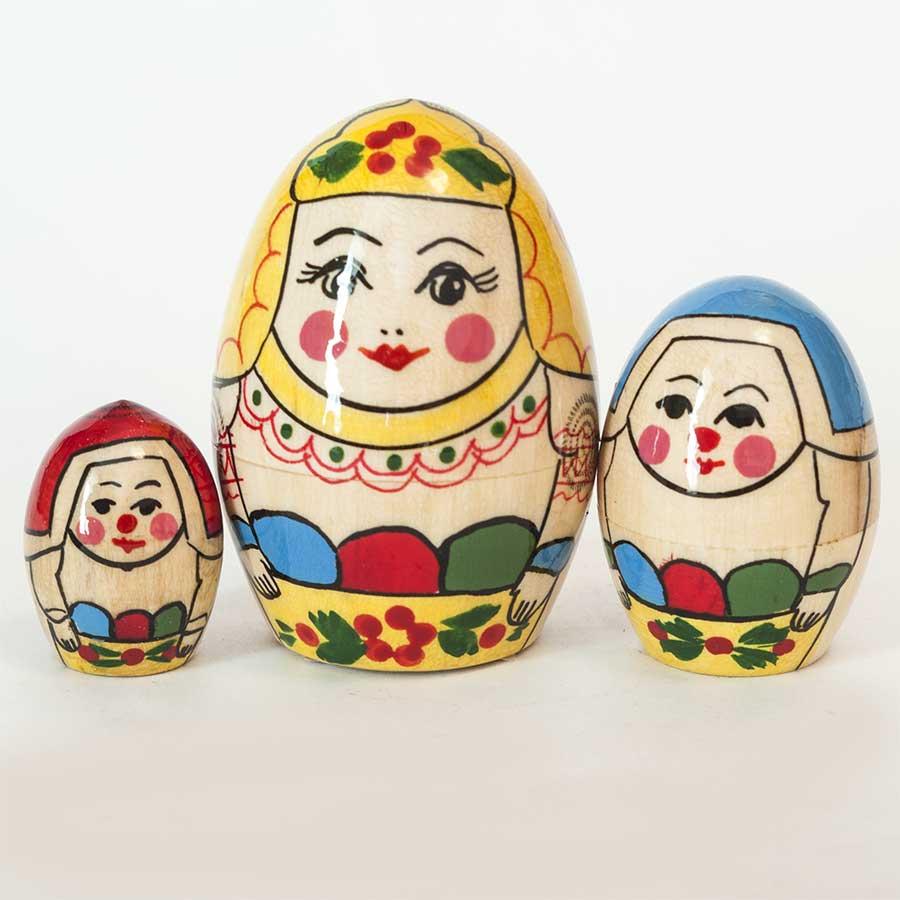 Nested Eggs Sudarinya