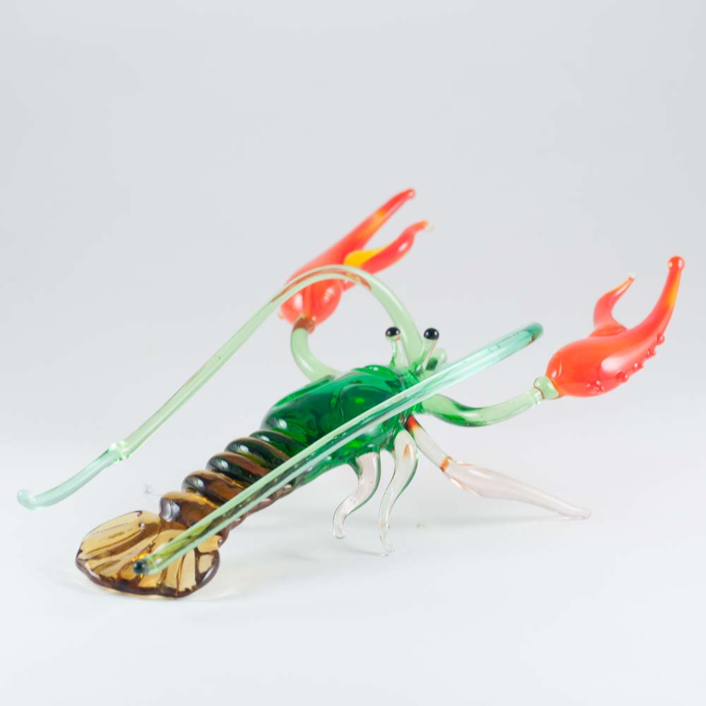 Glass Green Crayfish