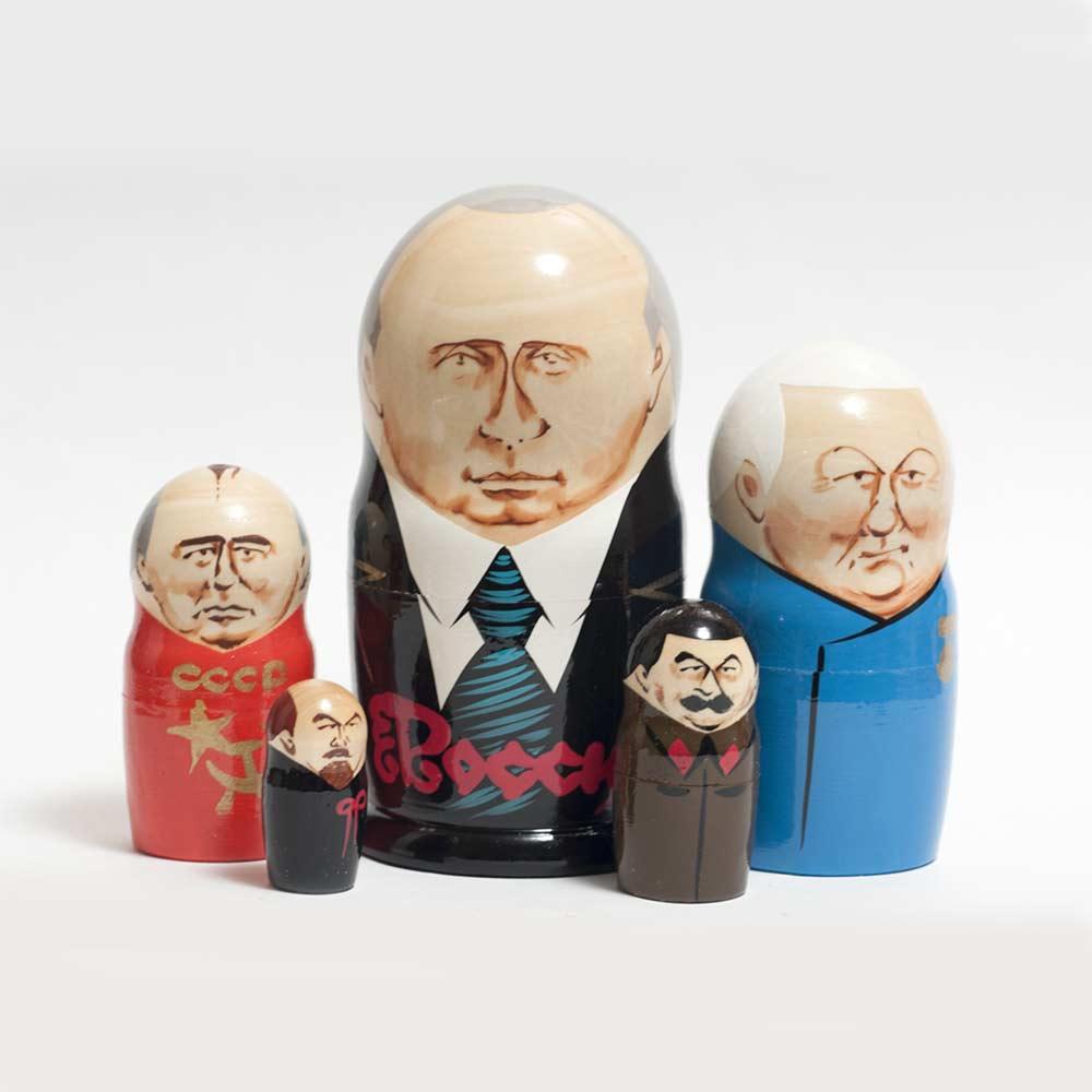 Vladimir Putin Matryoshka