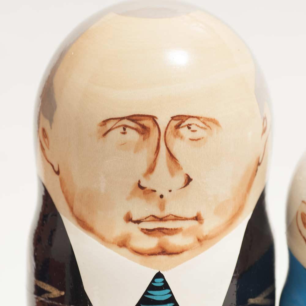 Matryoshka Vladimir Putin