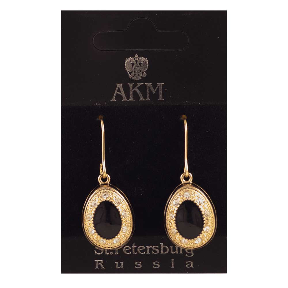 Earrings Oval