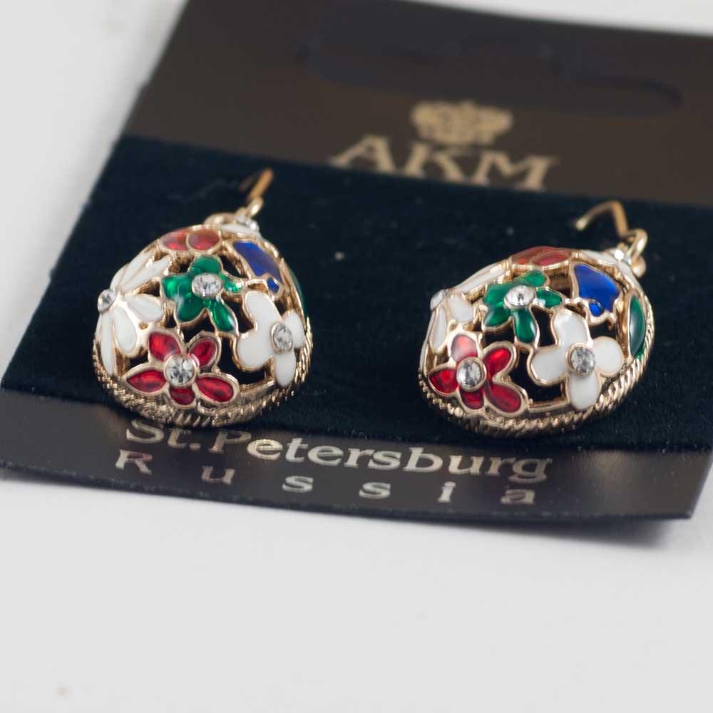 Faberge Earrings