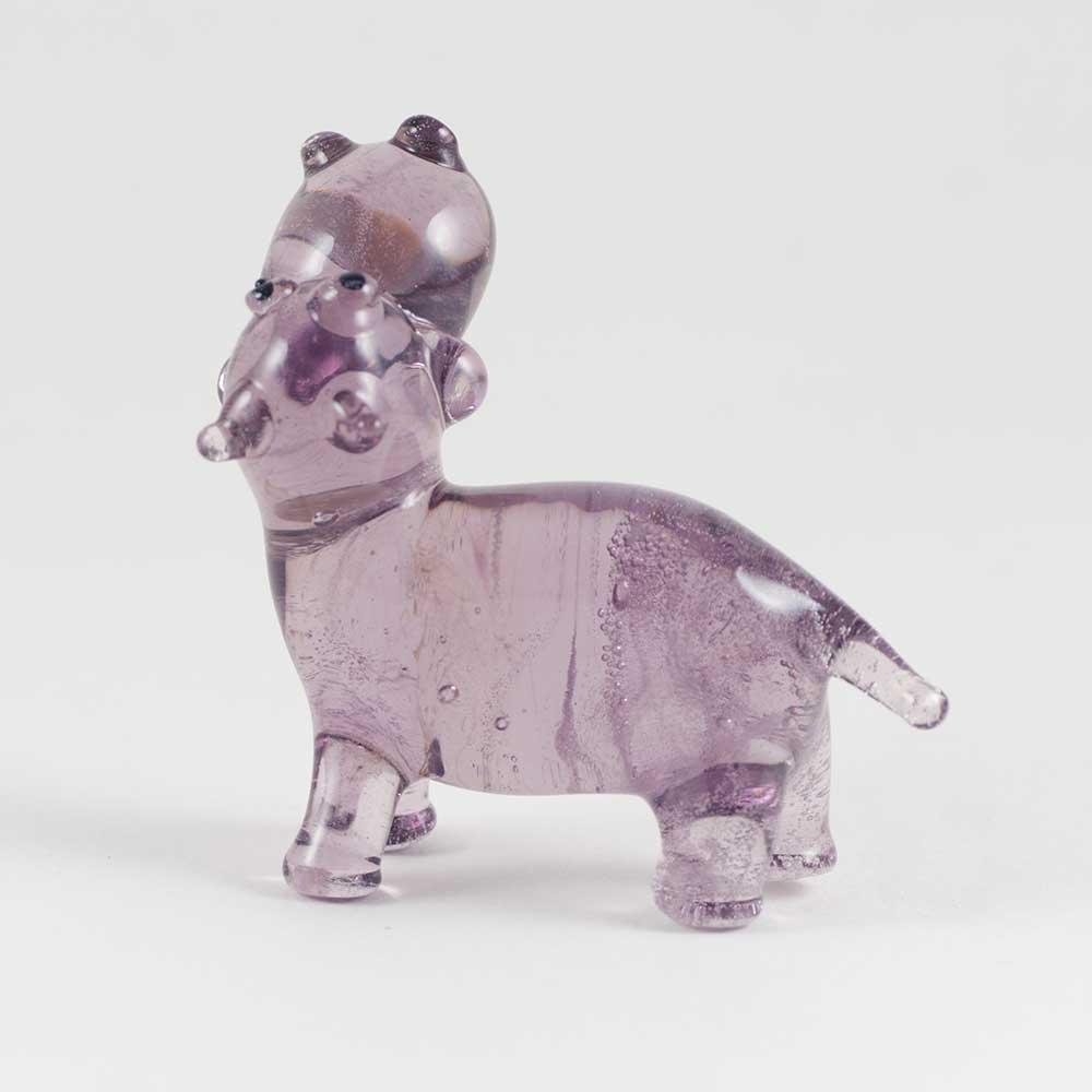 Hippo Figurine