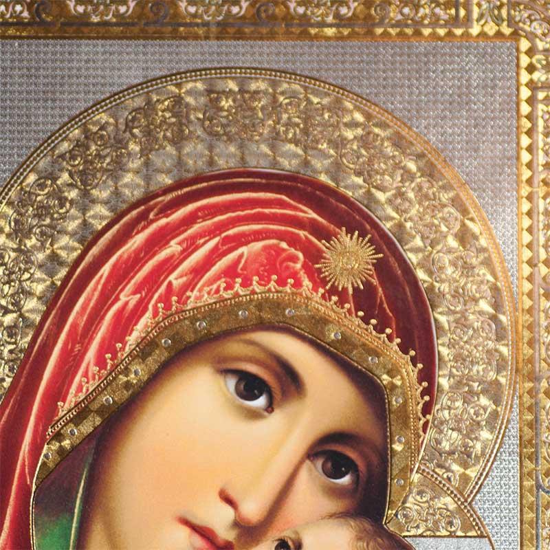 Icon Theotokos Kasperovskaya