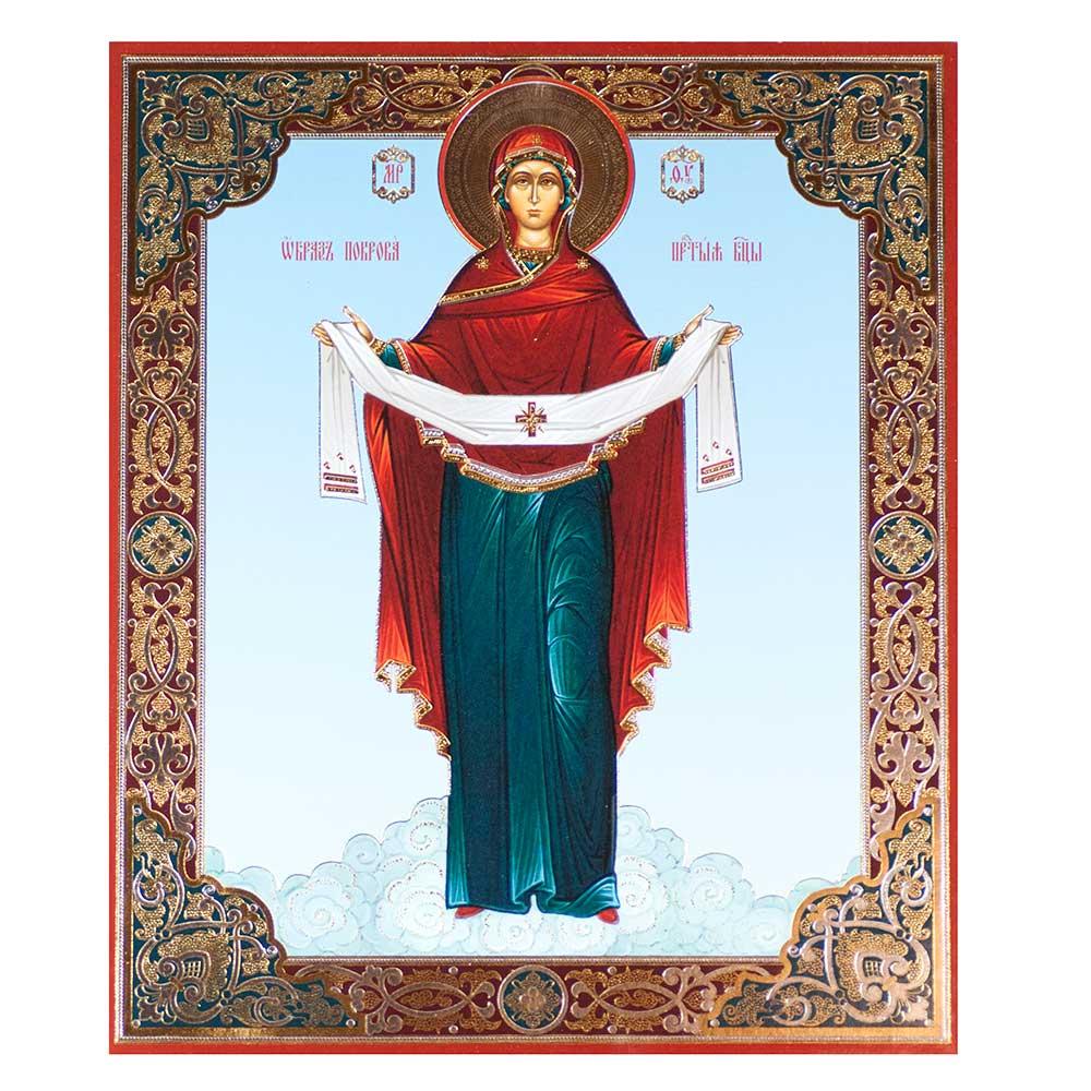 Pokrov Icon