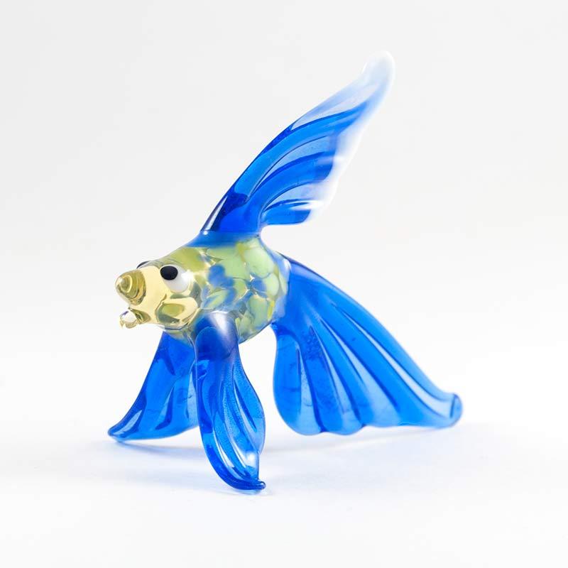 Glass Fish Figure