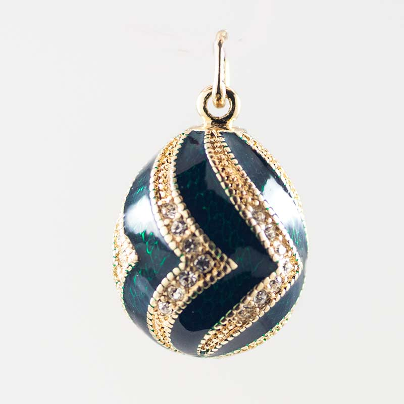 Faberger style pendant