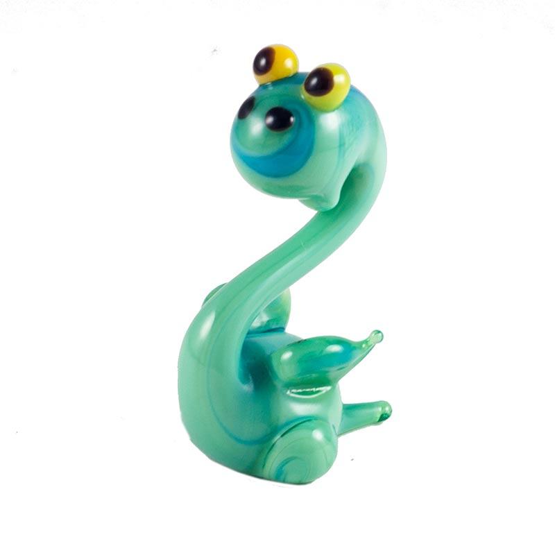 Gragon glass figurine