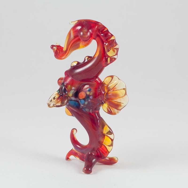 Sea Horse Figure