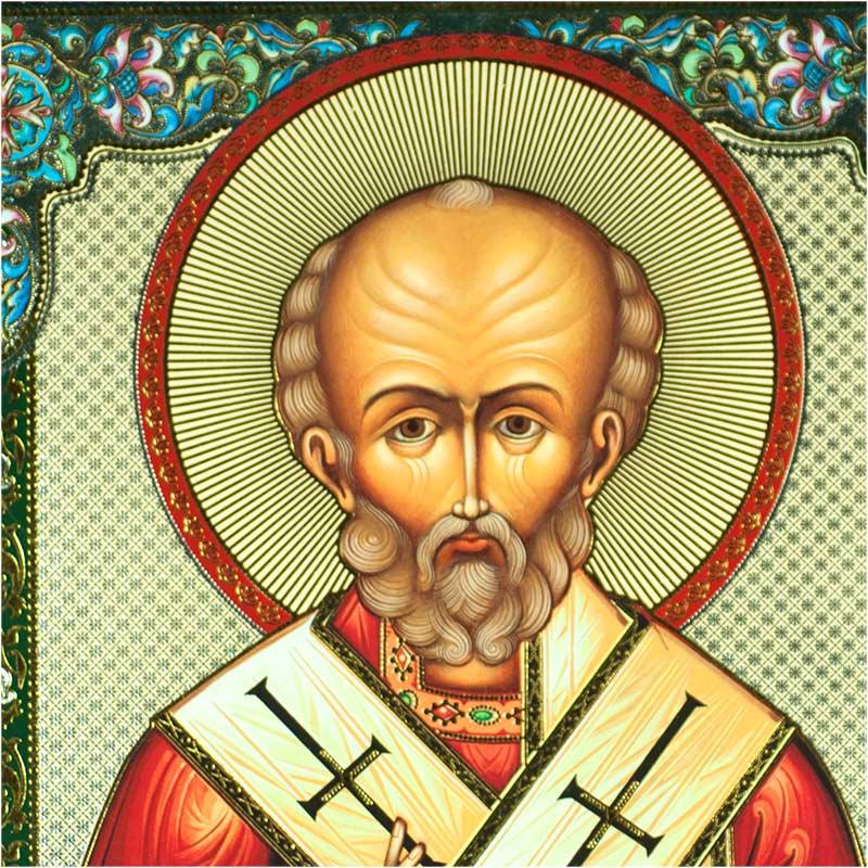 Icon Saint Nicholas of Myra