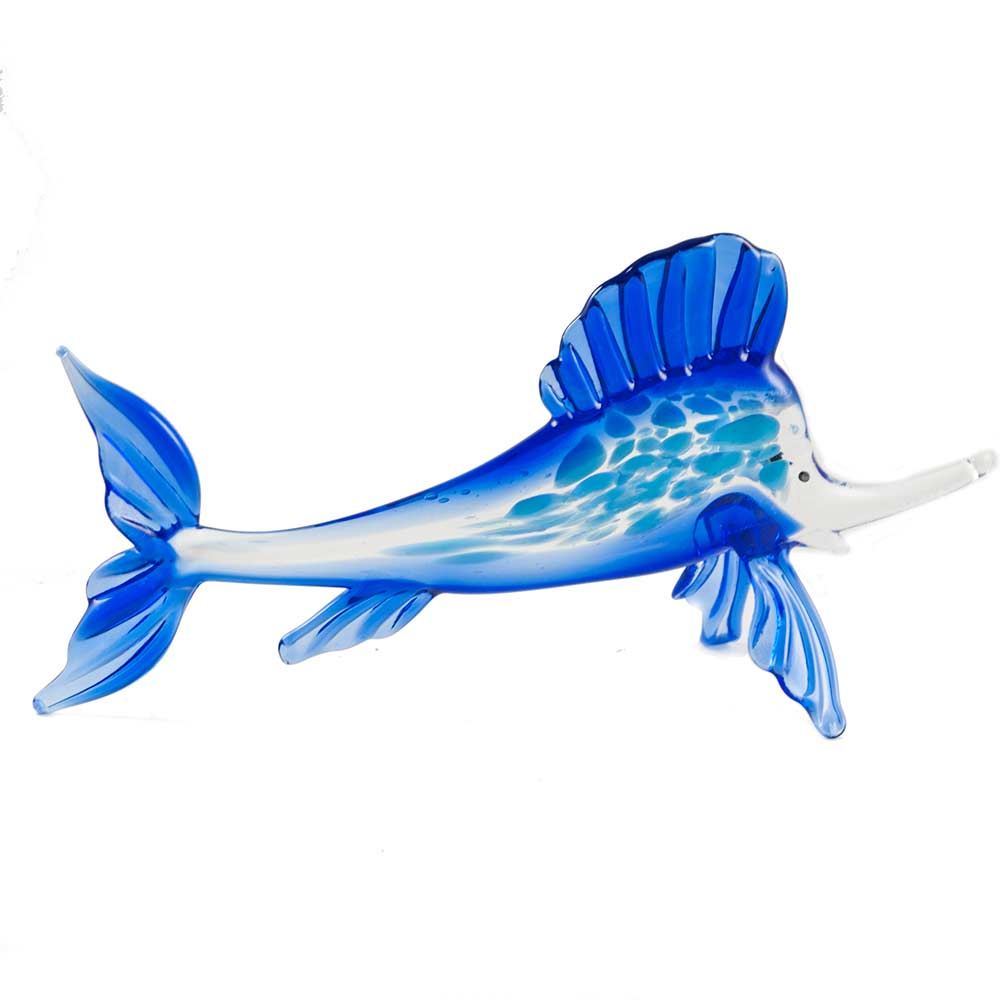 Sail Fish Figurine