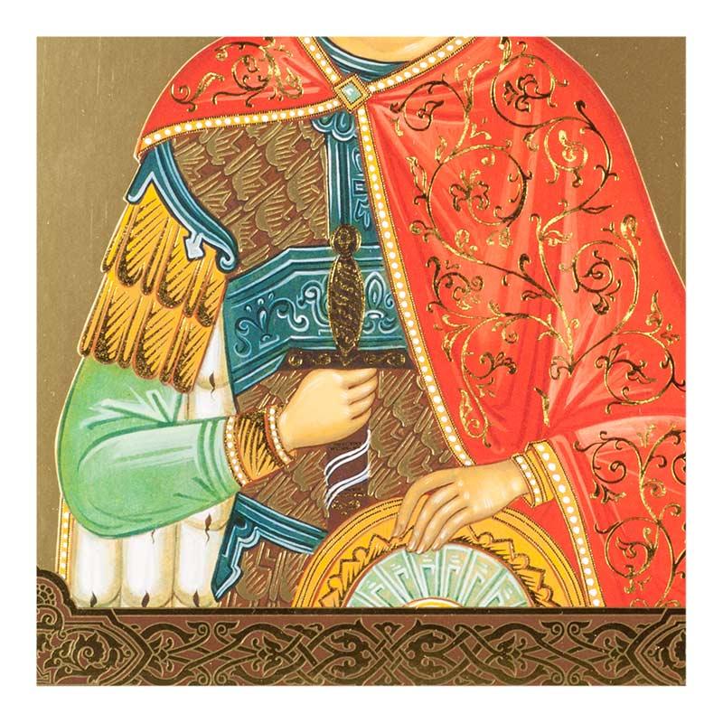 Saint Alexander Nevskiy Icon