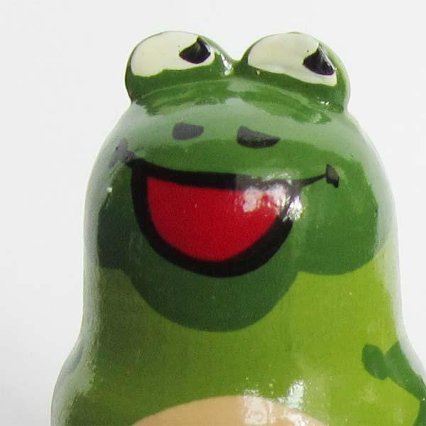 Matrioshka Frogs