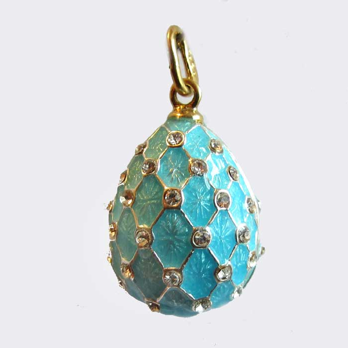 Faberge Jewelry Pendant