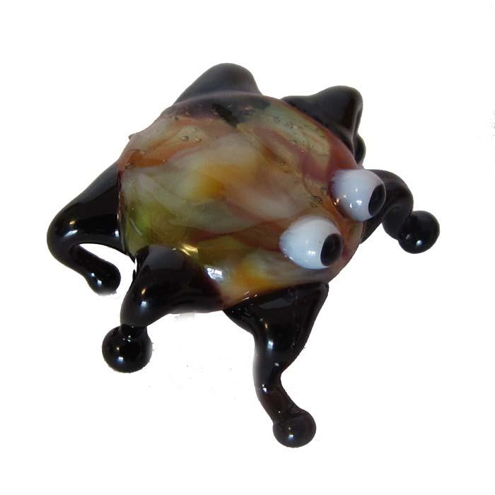 Glass Tick Figurine