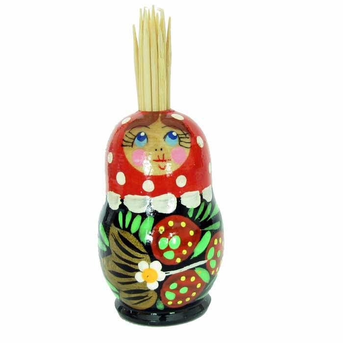 Matryoshka Toothpick Holder