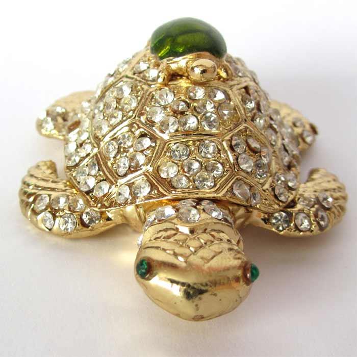 "Faberge box ""Turtle"""